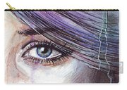 Prismatic Visions Carry-all Pouch by Olga Shvartsur