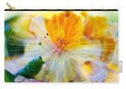 Prisms Of Nature - Meditation - Rhododendron  Carry-all Pouch