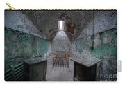 Prison Cell At Eastern State Penitentiary Carry-all Pouch