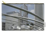 Pritzker South Facade Vertical Carry-all Pouch