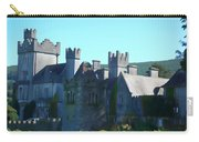 Private Property - Castle Art By Charlie Brock Carry-all Pouch