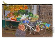 Produce Market In Corbridge Carry-all Pouch