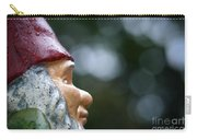 Profile Of A Garden Gnome Carry-all Pouch