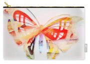 Profound Thought Butterfly Carry-all Pouch