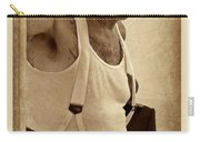 Prohibition Era Carry-all Pouch