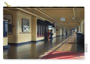 Promenade Deck Queen Mary Ocean Liner 01 Carry-all Pouch