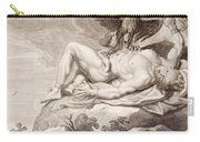 Prometheus Tortured By A Vulture Carry-all Pouch