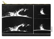 Prominences On The Sun 1937 Carry-all Pouch