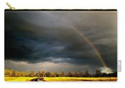 Promise On The Mother Road Rt 66 Flagstaff Az Carry-all Pouch
