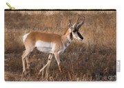 Pronghorn Antelope 2 Carry-all Pouch