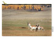 Pronghorn In The Park Carry-all Pouch