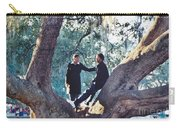 Proposing In A Tree Carry-all Pouch