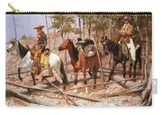 Prospecting For Cattle Range Carry-all Pouch