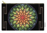 Prosperity Carry-all Pouch by Keiko Katsuta