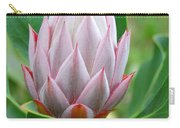 Protea Flower Blossoming Carry-all Pouch