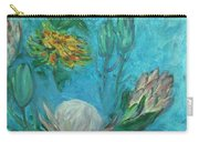 Protea Flower Study I Carry-all Pouch