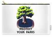 Protect Your Parks Wpa Carry-all Pouch