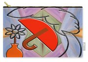 Protected By The Light Of Love Carry-all Pouch by Patrick J Murphy