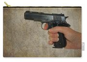 Protecting Your Home Carry-all Pouch by Charles Beeler
