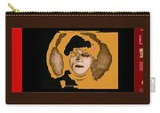 Proto Film Noir Conrad Veidt Cabinet Of Dr. Caligari 1919 Collage Screen Capture 2012 Carry-all Pouch