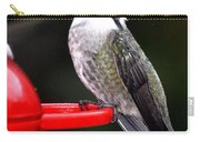 Proud Anna On Feeder Carry-all Pouch