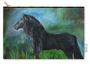 Proud Friesian Carry-all Pouch