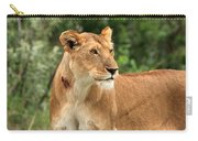 Proud Lioness Carry-all Pouch