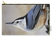 Proud Nuthatch... Carry-all Pouch