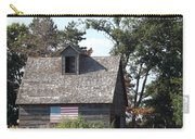 Proudly She Stands Carry-all Pouch by Caryl J Bohn