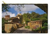 Provencal Village Carry-all Pouch