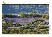 Provence Farmland Carry-all Pouch