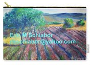 Provence Lavender Field Carry-all Pouch