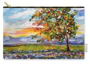 Provence Lavender Fields Carry-all Pouch