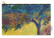 Provence Tree Carry-all Pouch