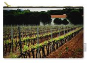 Provence Vineyard Carry-all Pouch by Lainie Wrightson