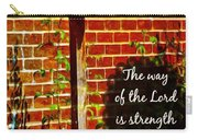 Proverbs 10 29 Carry-all Pouch