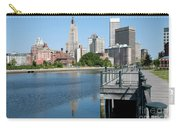 Providence Skyline And Riverfront Carry-all Pouch