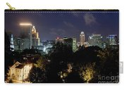 Providence Skyline At Dusk Carry-all Pouch