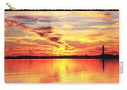 Provincetown Harbor Sunset Carry-all Pouch