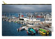 Provincetown Piers Carry-all Pouch