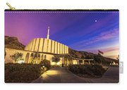 Provo Temple Carry-all Pouch
