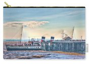 Ps Waverley At Penarth Pier Carry-all Pouch