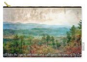 Psalm 116 13 Carry-all Pouch