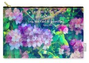 Psalm 116 5 Carry-all Pouch
