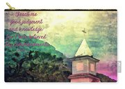 Psalm 119 66 Carry-all Pouch