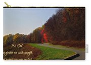 Psalm 18 32 Carry-all Pouch