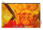 Psalm 31 23 Carry-all Pouch
