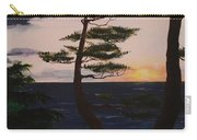 Psalms 136 Verse 7 And 8 Left Panel Carry-all Pouch
