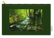 Psalms 73-26 Carry-all Pouch