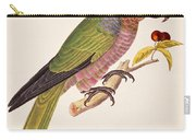 Psittacus Accipitrinus Carry-all Pouch